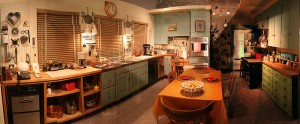Julia Child's original kitchen