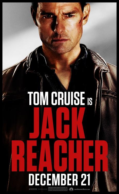 Get Jack Reacher!