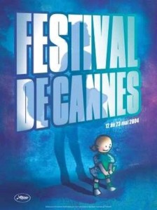 cannes festival poster 2004