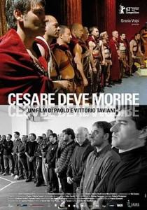 Caesar must Die Cesare-deve-morire-poster