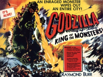 The Original 1956 Godzilla film