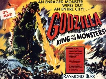 The Original 1956 Godzilla film