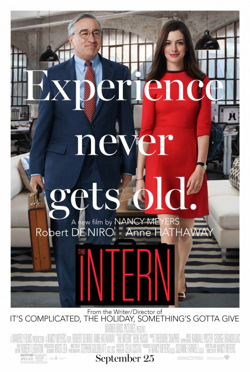 intern Nancy Meyers film