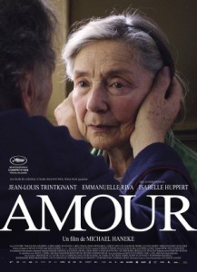 Amour poster-french